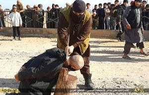 ISIS beheads a sorcerer